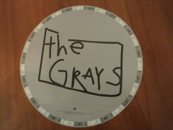 grays circle flat
