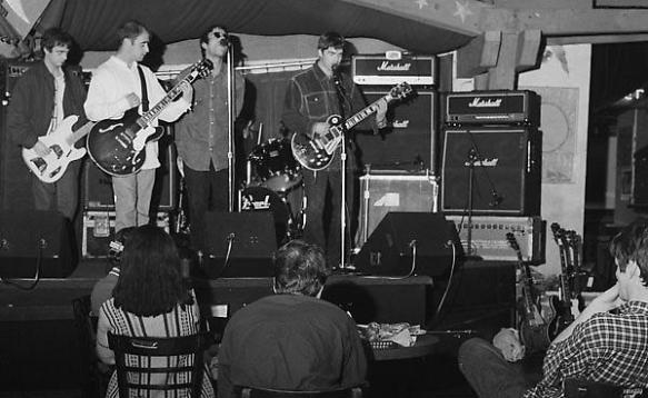 Oasis at Bottom Of The Hill 9/26/94
