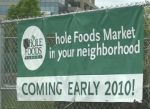 holefoods actual sign