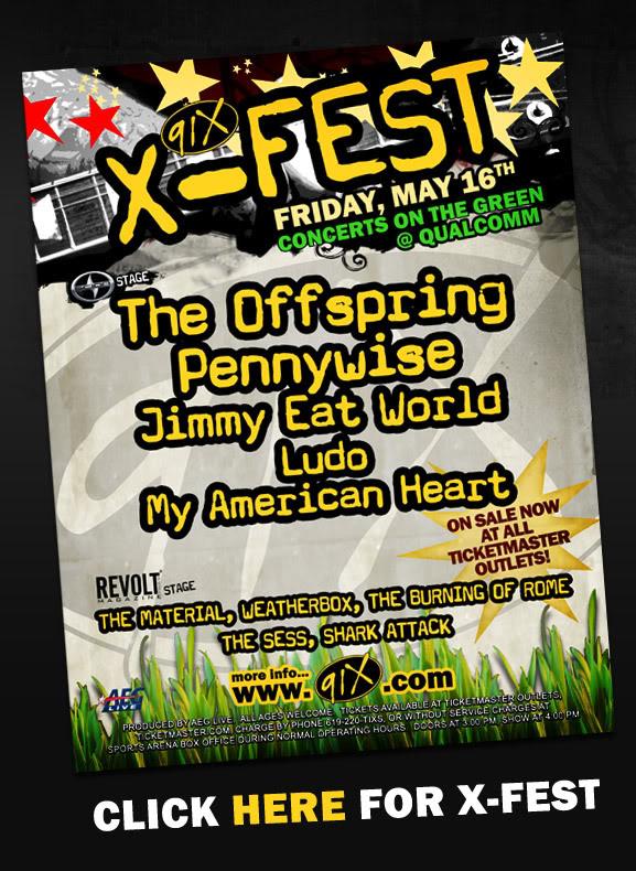 30 Years Of Altrock Radio Festivals XFest Turns XXX