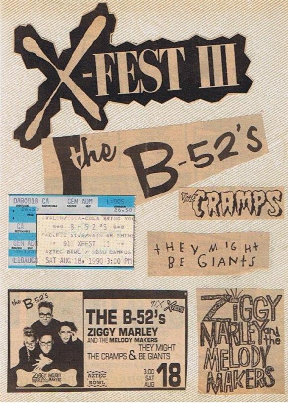 91X XFest 3 III 1990