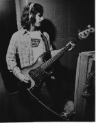 Alan Mintz in his musician days.  He passed away from leukimia last year at the age of 57.