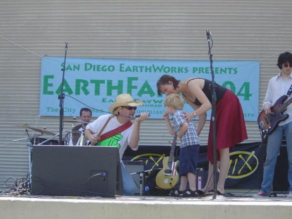earth fair w sara sean