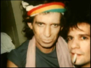 Everything you need to get excited about the Replacements Keith Richards  and 30 Rock  Yer doin great a muzak clickclack