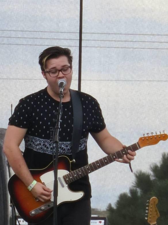 Waylon from Kitten. -Matt Page