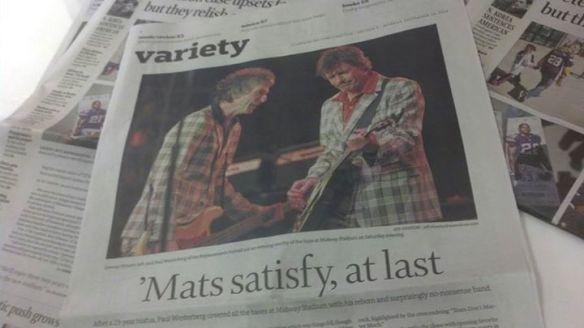 mats paper headline