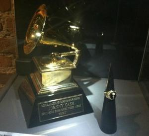 Cash's Grammy for
