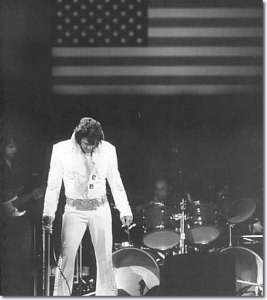 ℅ ElvisPresley.com.au  Click for more photos from June 9, 1972 MSG show