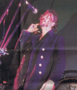 Flaming -lips Reading Festival from NME Sept 9th 1999