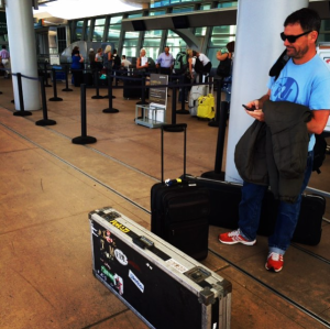 Justin airport photo